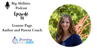 Pod 38: Leanne Page of Parenting with Science