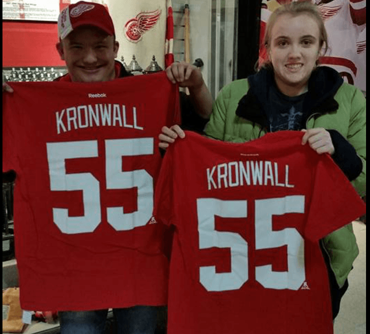 Red Wings Win 3-0 and AAoM Benefits!