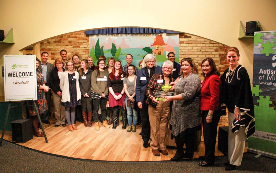 Over 80 Attendees Join Autism Alliance of Michigan and Grand Rapids Children's Museum for Seal of Approval Ceremony
