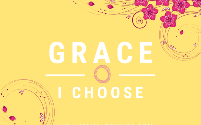 i choose grace for myself