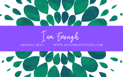 You are enough – remember that