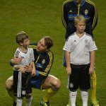 Swedish footballer makes the difference for one 8 year old fan with Williams syndrome