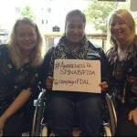Campaign for Disability Awareness nominated for Pride of Plymouth Award
