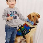 An Unlikely Super Duo – Merrick and his service dog