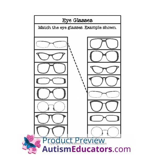 Early Reader Bundle Eye Exam