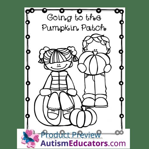 Rhyme Bundle Pumpkin Patch