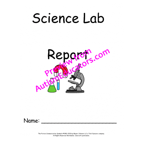 Science Lab Reports