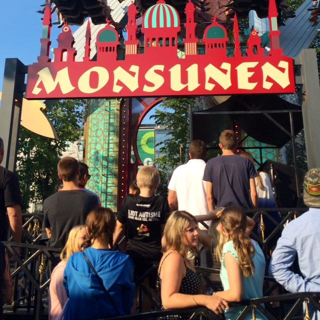 Monsunen