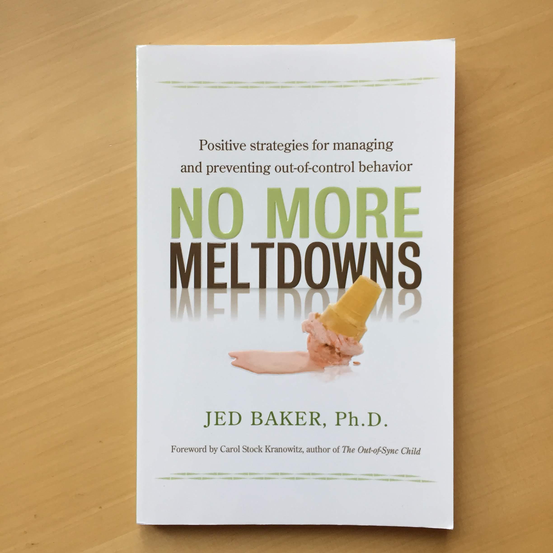 No more meltdowns af J. Baker 50 kr.