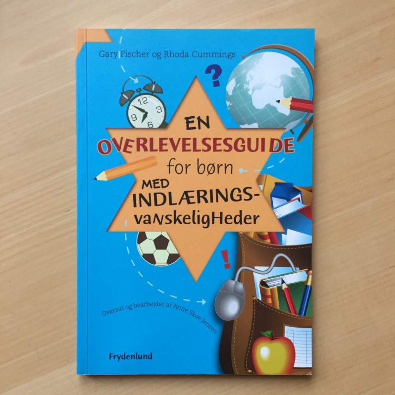 En overlevelsesguide for børn med indlæringsvanskeligheder af G. Fischer og R. Cummings 50 kr.