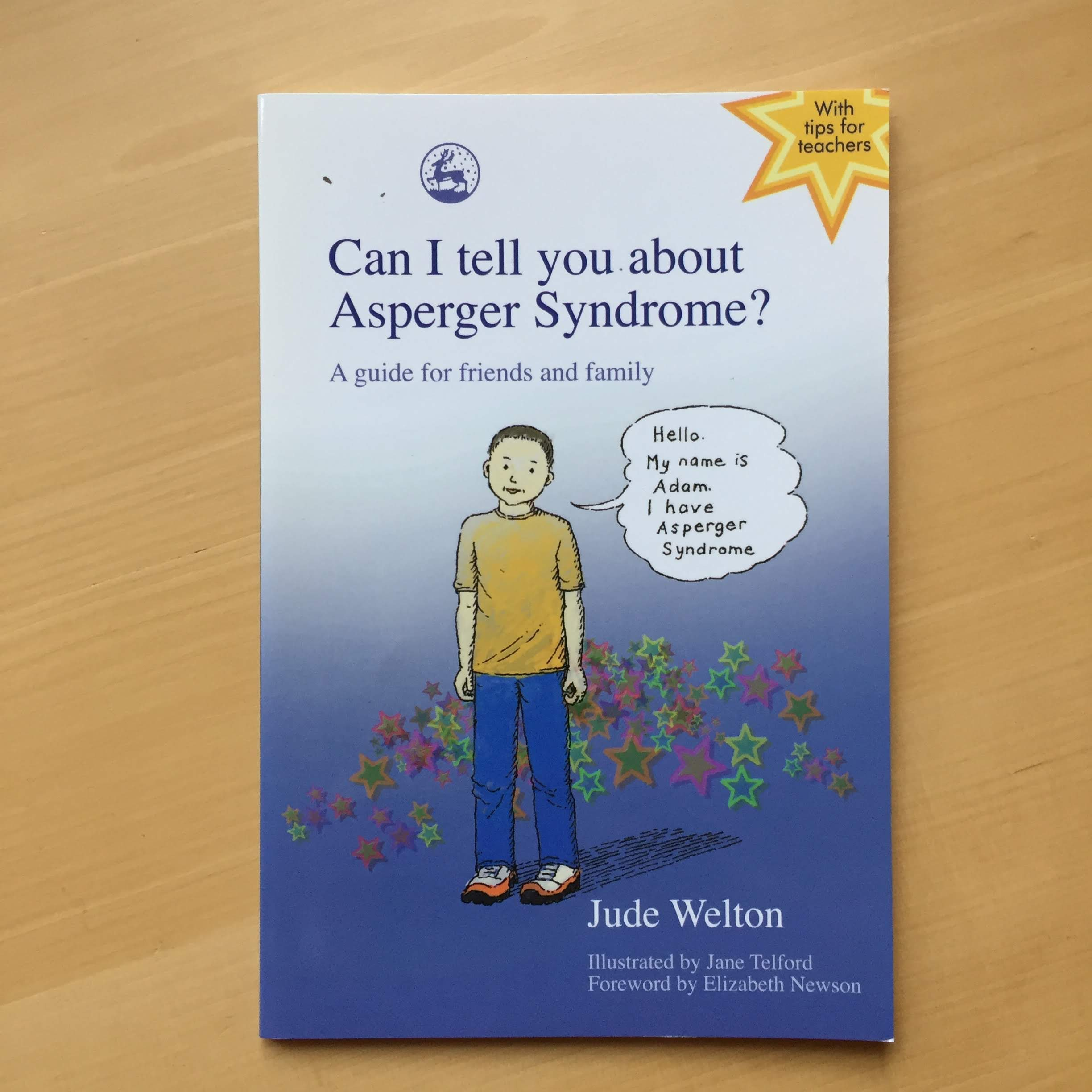 Can I tell you about Aspergers Syndrome? af Jude Welton 25 kr.