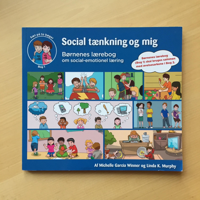 Social tænkning og mig - børnenes lærebog af L.K. Murphy og M.G. Winner 50 kr