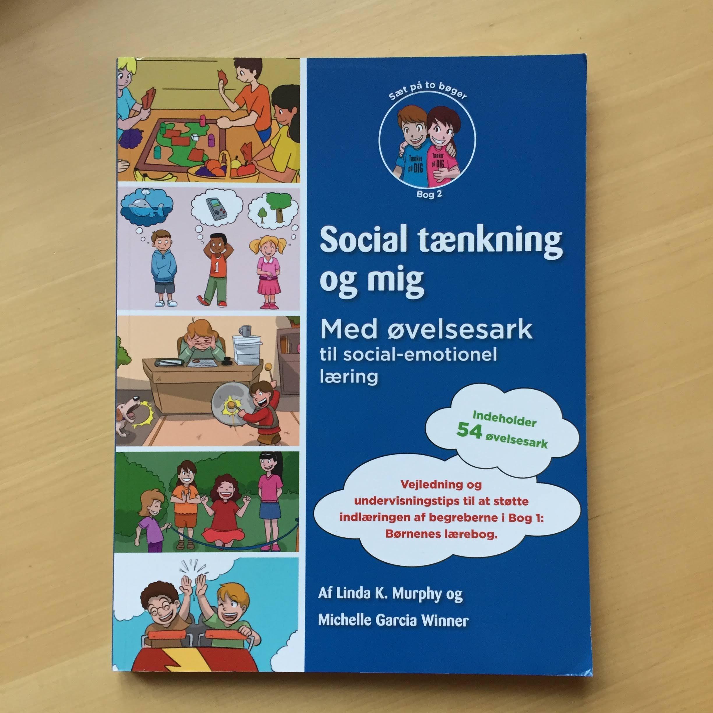 Social tænkning og mig - med øvelsesark af L.K. Murphy og M.G. Winner 50 kr