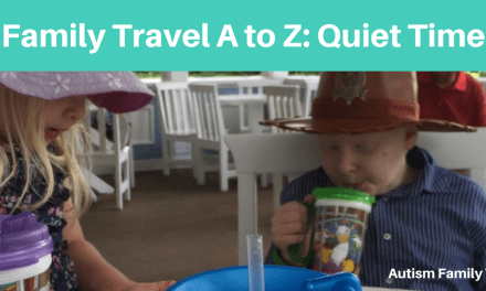 Family Travel A to Z: Quiet Time