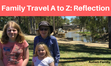 Family Travel A to Z: Reflection