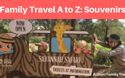 Family Travel A to Z: Souvenir Shopping