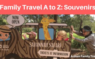 Family Travel A to Z: Souvenir Shopping