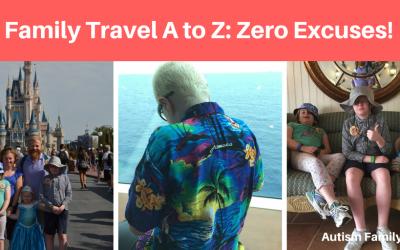 Family Travel A to Z: Zero Excuses!