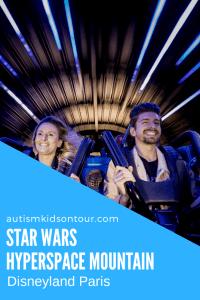 Star Wars Hyperspace Mountain, Disneyland Paris