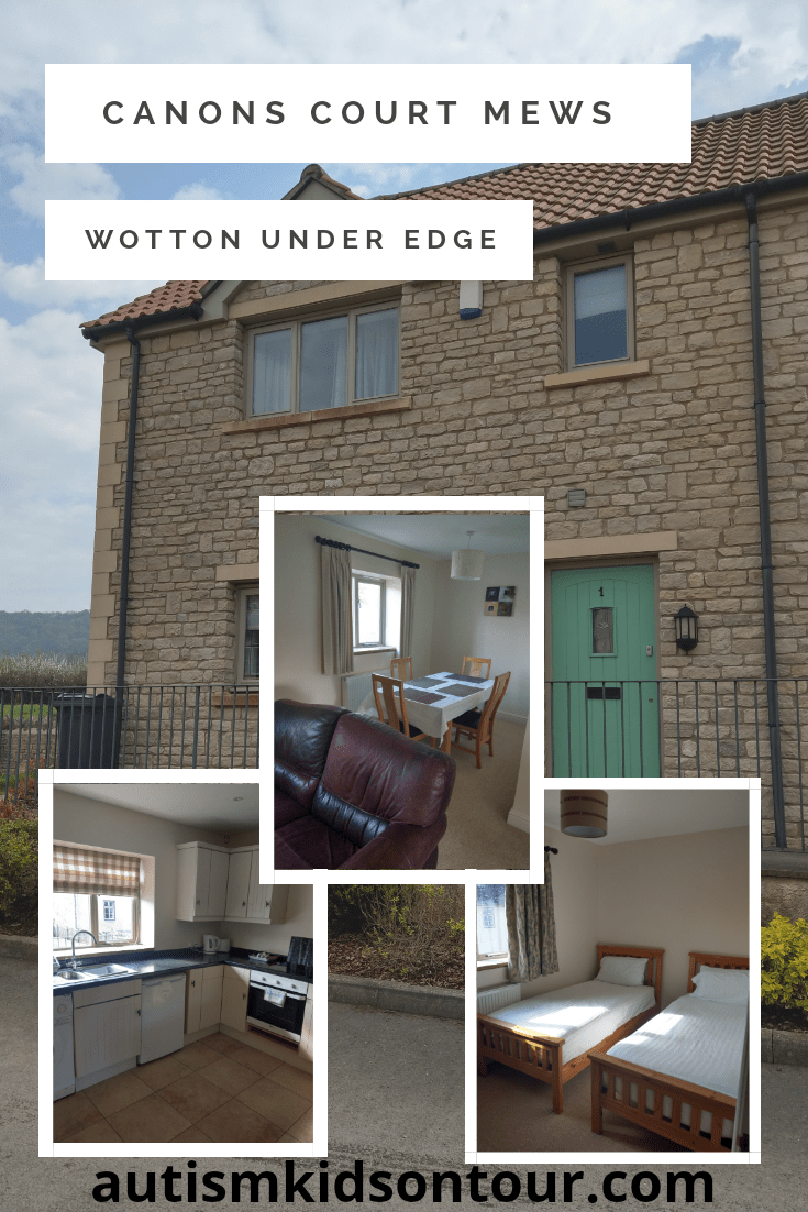 A review of Canons Court Mews in Wotton-Under-Edge