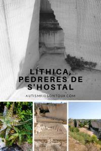 Lithica, Pedreres de s'Hostal, Menorca