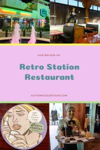 Retro Station Italian Restaurant, Orlando, Florida