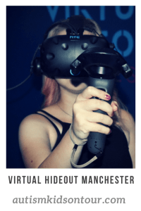 Virtual Hideout Manchester, Uk