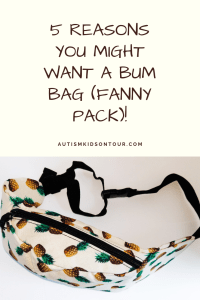5 reasons you might want a bum bag (fanny pack)!