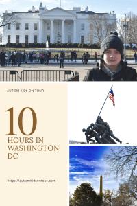 10 hours in Washington DC