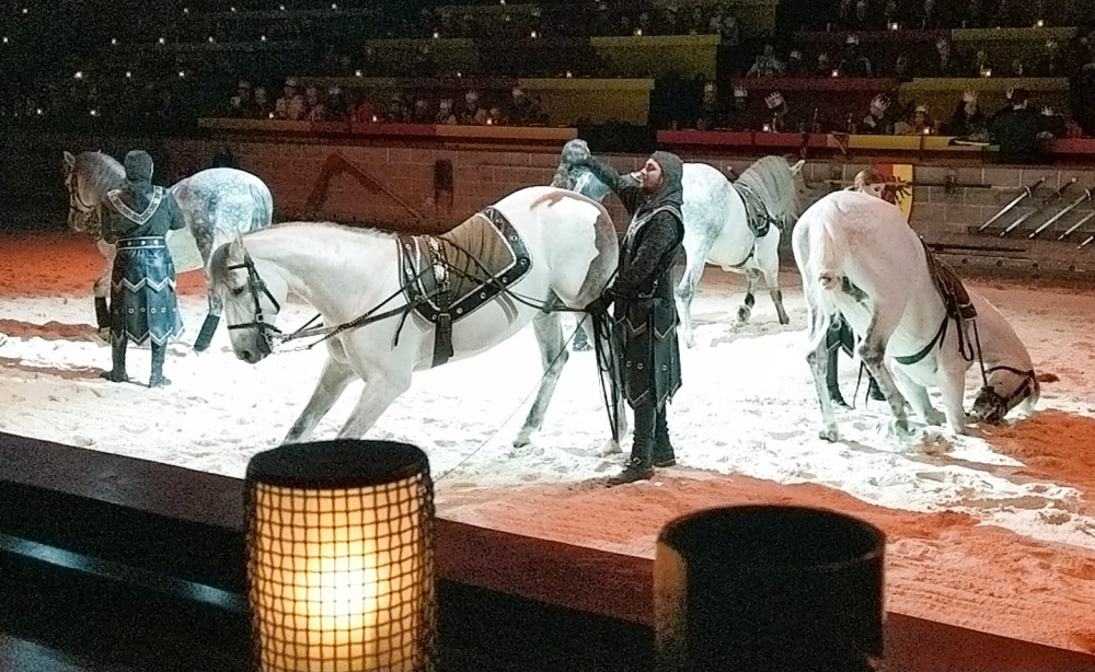 The Medieval Times Dinner And Tournament, Baltimore