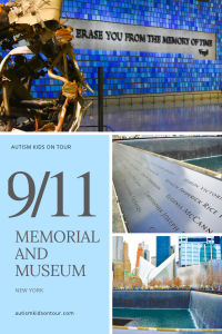 The 9/11 Memorial and Museum, New York