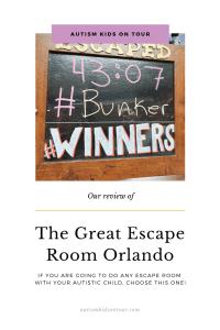 The Great Escape Room Orlando