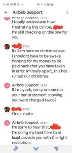 How Airbnb ruined our Christmas