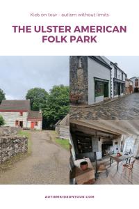 The Ulster American Folk Park, Northern Ireland