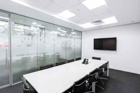 black and white board boardroom business