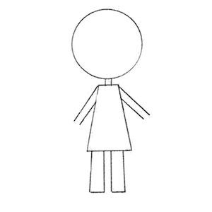 disegnare-bimba_4-sm