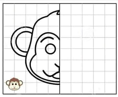 SYMMETRIEMUSTER-KINDER-kindergarten-worksheets-kids-drawing-learning-simple (16)