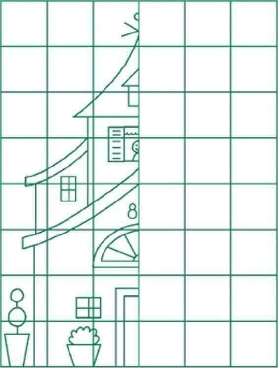 SYMMETRIEMUSTER-KINDER-kindergarten-worksheets-kids-drawing-learning-simple (2)