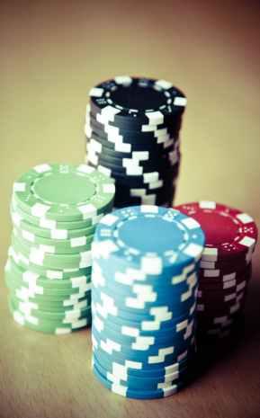 loser winner coins poker