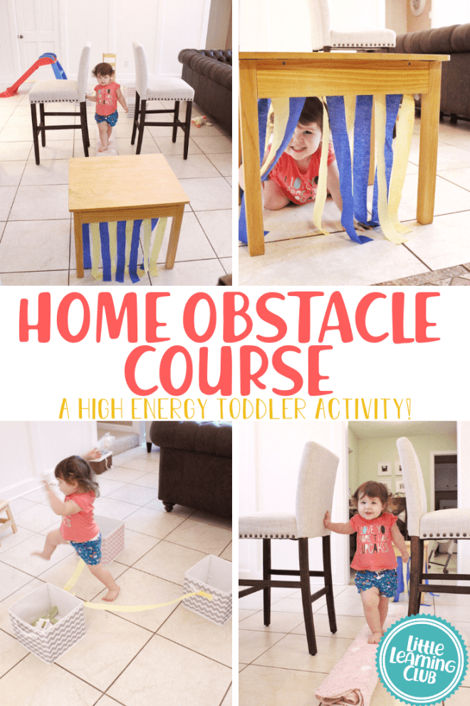 Toddler-Obstacle-Course
