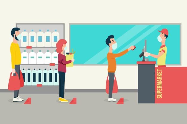 coronavirus-supermarket-illustrated_23-2148505071