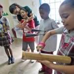 Capoeira contra el autismo