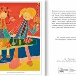 El autismo, protagonista del christmas de la ministra de sanidad Leire Pajín