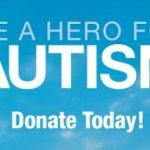 Sea un héroe por el autismo