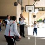 Fundación Orange promueve una actividad pionera de baloncesto para personas con autismo