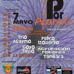VI Edición del Festival Musical a beneficio de Apanate  en la Orotava
