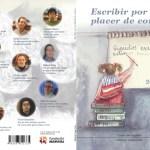 Jóvenes autores con discapacidad intelectual firman sus obras literarias en la Feria del Libro de Madrid