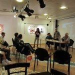 """Presentación del """"Inquilino del Hielo"""" en Barcelona"""