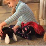 Auti, un  juguete diseñado para ayudar a niños con autismo