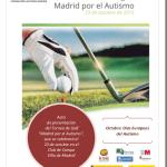 """Presentación del torneo de golf """"Madrid por el Autismo"""""""